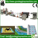 Buy cheap PE colorful baby crawling mat laminating Machine from wholesalers