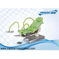 Electric Gynecological Chair Foot Switch For Movements Obstetric Chair Manufactures