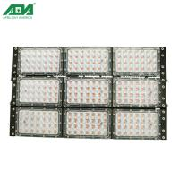 China Large-scale cultivation custom full spectrum floodlight led grow light for medical plants on sale