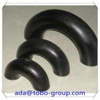 Buy cheap Carbon Steel Butt Weld Fittings Pipe Elbow Sch40 Lr 180 Degree Pipe Elbow 8 Inch from wholesalers