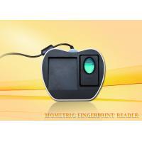 Buy cheap USB biometric fingerprint reader / scanner with 125KHz , 13.56KHz product