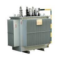Buy cheap 11 KV - 2000 KVA Oil Immersed Transformer Compact Size Oil Type Transformer from wholesalers