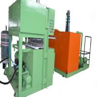 Buy cheap Semi Automatic Egg Tray Manufacturing Machine 2 Years Warranty Easy Install from wholesalers