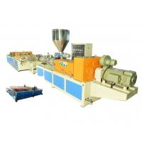 Buy cheap UPVC Multilayer Plastic Roofing Sheet Making Machine Extrusion Line OEM ODM from wholesalers