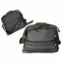 Wholesale Golf Bags, Suitable for Travel Use, Available in Black from china suppliers