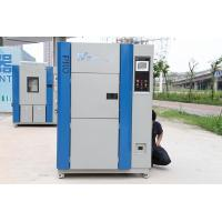 Buy cheap High / Low Temperature Thermal Shock Chamber with Touch Panel Controller from wholesalers