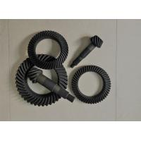 Buy cheap High Rigidity Pinion Gear And Ring Gear , Differential DANA Crown Bevel Gears from wholesalers