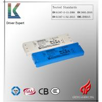 Buy cheap Slim 20V (8-12) X1w LED Driver 300mA 350mA with TUV for Lights Power Supply from wholesalers