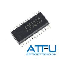Buy cheap 3V-5V LCD Display Driver Chip TM1628FS Power CMOS Process Multiple Display Modes from wholesalers