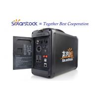 Small AC DC Outdoor Solar Generator Battery Rechargeable Jump Starter Manufactures