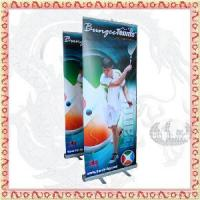 Buy cheap Standard Retractable Banner Stands (DR-02-C) from wholesalers