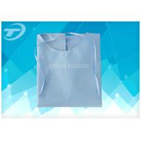Buy cheap Hospital Medical Disposable Scrub Suits PP White / Cloth Surgical Gowns from wholesalers
