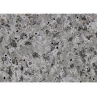 Buy cheap Custom Made Cultured Marble Shower With Polished Surface Finished from wholesalers