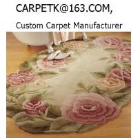 Buy cheap China hand tufted carpet, China wool hand tufted carpet, China hand tufted carpet manufacturer, Chinese hand tuft carpet from wholesalers