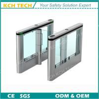 Buy cheap Aluminum Swing Gate Paddle Gate ESD Turnstile Speed Turnstile product