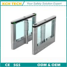 Buy cheap Aluminum Swing Gate Paddle Gate ESD Turnstile Speed Turnstile from wholesalers