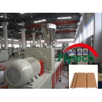 Wholesale 300MM PVC VINYL SIDING PANEL MAKING MACHINE / PVC SIDING PANEL PRODUCTION LINE / PVC SIDING PANEL PLANT from china suppliers