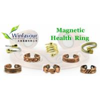Buy cheap Magnetic Copper Rings from wholesalers