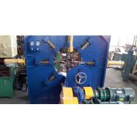 Buy cheap CMC Light Pole Shut-Welding Machine Both Side Additional Hydraulic Cylinder product