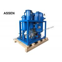 Buy cheap China supplier high capacity Hydraulic Oil Filtration System,Vacuum Lube Oil Treatment with good performance from wholesalers