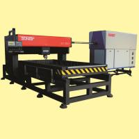 Buy cheap Die board wood CO2 laser cutting machine with with high speed and high precision from wholesalers