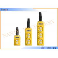 Buy cheap Crane Pendant Push Button Station from wholesalers