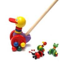 Buy cheap Wooden Push Toys, Wooden Educational Toys from wholesalers