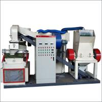 Buy cheap Hot selling 220/240v copper wire granulator/wire recycling machine for indian market from wholesalers