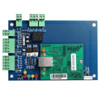 Buy cheap AC1 ONE DOOR ACCESS CONTROL BOARD TCP/IP CARD READER ACCESS CONTROL from wholesalers