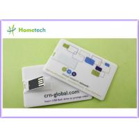 Buy cheap Favorite Gift 1GB Mini Credit Card USB Storage Device & Company Logo Flash Drive USB from wholesalers