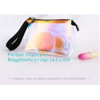 Buy cheap Custom Logo Shiny Holographic Cosmetic Bag Sets,Cosmetic Makeup Bag,Cosmetic Bag from wholesalers
