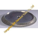 Buy cheap Diamond profiling wheel from wholesalers