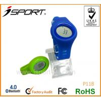 Buy cheap Bluetooth 4.0 3D Quality Step Counter Branded High Quality Pedometer from wholesalers