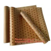 Buy cheap 5M*37CM width non-stick silicone coated baking parchment paper,roasting paper for grill,line,cooking,BBQ bagplastics pac from wholesalers