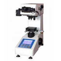 Buy cheap Large LCD Automatic Turret Micro Vickers Hardness Tester with Mini Printer from wholesalers