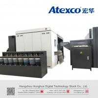 Buy cheap Atexco VEGA3180DT Industrial Direct Digital Textile Printer with Max. 48 Kyocera Heads and Gas or Steam Dryer from wholesalers