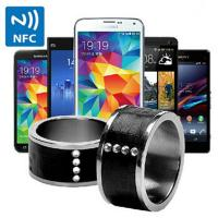 Buy cheap HOT Cool Smart NFC Ring Smart waterproof for iphone 6 Android Phone For Samsung XIAOMI from wholesalers