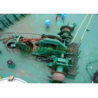 Wholesale Steel Material Marine Deck Winches Mooring Fixed Type Hydraulic Anchor Winch from china suppliers