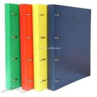 Buy cheap Blue Level Arch File Ffolder with Gloss Lamination Surface Finishing from wholesalers