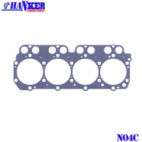 Buy cheap 11115-E0030 N04CT Steel Cylinder Head Gasket Set from wholesalers
