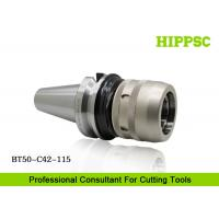 Buy cheap CNC Cutting Power Tool Holder High Precesion BT50 - C42 - 115 from wholesalers