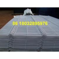 Buy cheap Hot Dipped Galvanized bending Welded Mesh Panel from wholesalers