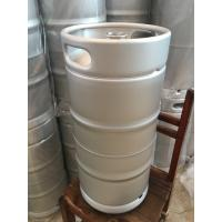 Buy cheap US standard beer barrel keg 30L , with sankey D type spear, for brewery beer product