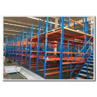 Buy cheap Customize Mezzanine Storage System Attic Shelves Racks Cold Rolled Steel Q235 from wholesalers