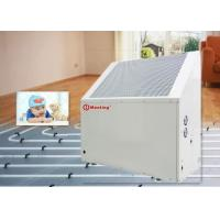Buy cheap 12KW 40Db Air Source Heat Pump Water Heater Connect With Floor Heating Mat Hydropower Separation Safe from wholesalers