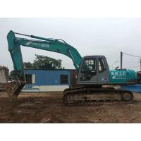 Buy cheap 5.883L Displacement 20 Ton SK200-5.5 Used Kobelco Excavator from wholesalers