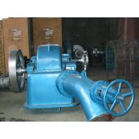 80M -160M Water Head Hydro Turgo Turbine for Hydro Power Plants 200KW - 630KW Manufactures
