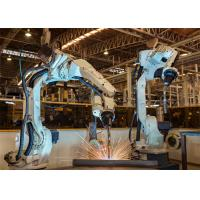 Buy cheap High Speed Frame Structure Automated Welding Systems For Sports Equipment from wholesalers
