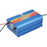 Buy cheap Universal 220V Input 30A 12V Car Battery Charger Motorcycle Charger 12V Lead Acid Charger EU Plug Wholesale from wholesalers