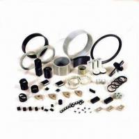 Buy cheap Bonded Magnets, Made of NdFeB Powder from wholesalers